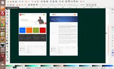 design a wordpress theme from inkscape is totally possible. Check out my latest wordpress dessign : https://www.behance.net/gallery/ZWS-MonSite-Theme-WordPress/15127789