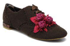 Irregular Choice FEMME (Marrone) - Scarpe con lacci su Sarenza.it (105705)