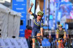 #VCV2017 68th Volta a la Comunitat Valenciana 2017 / Stage 3 Arrival / Magnus CORT NIELSEN (Den) Celebration / Canals - Riba-roja de Turia (163 Km)/ Tour of Comunidad Valenciana / Valencia /