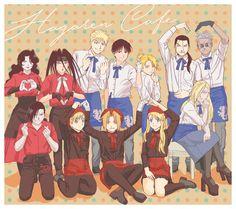Fullmetal Alchemist Edward, Fullmetal Alchemist Brotherhood, Alphonse Elric, Roy Mustang, Noragami, Awesome Anime, Alchemy, Beast, Fandoms