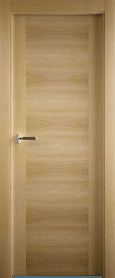 Contemporary 4 Panel Shaker Oak Door   Mendes Panel Doors ...
