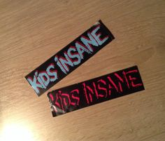Kids Insane #kidsinsane