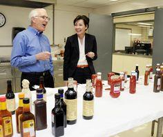Lt. Gov. Reynolds visits Muscatine area businesses