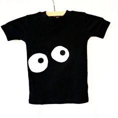 I'm not scared t-shirt. Age 2 - 6 years. F r e e   S h i p p i n g. $24.00, via Etsy.