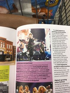 5SOS has been mentioned in Guiness World Records 2018 Book as The Most Popular Group on Snapchat! Congratulations 5SOS!