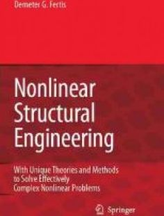 Engineering mechanics statics 7th edition pdf download http nonlinear structural engineering with unique theories free ebook online fandeluxe Image collections