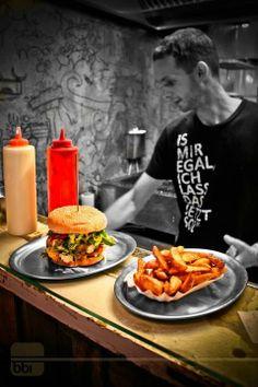 Berlin Burger international - Neukölln Pannierstrasse 5