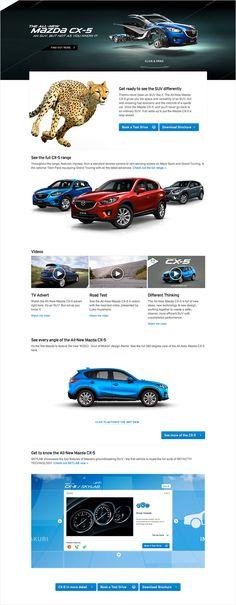 Mazda Australia 2012   Digital Strategy Agency   Melbourne & Sydney   Igloo™