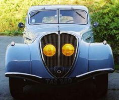 """1938 Peugeot 402 """"The Heart of the Lion"""""""