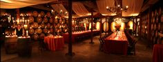 like the red with the barrel room- Family Style Barrel Room