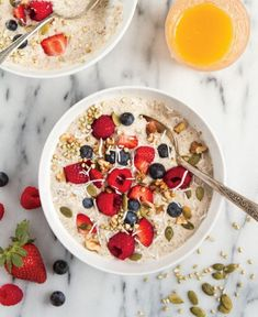 Healthy Food, Healthy Recipes, Oatmeal, Paleo, Breakfast, Collection, Healthy Foods, The Oatmeal, Morning Coffee