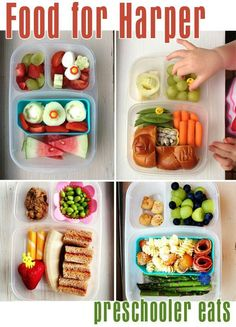 A Plethora Of Preschooler Meal Ideas Thanks To Becky Food For Harper I Love This Container Not Too Expensive Under