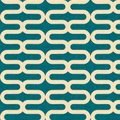 kunda_linen_ocean by holli_zollinger, Spoonflower digitally printed wallpaper