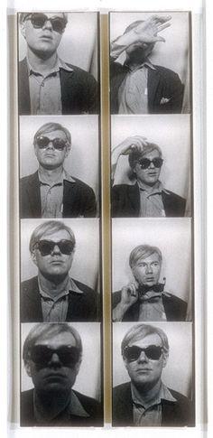Andy Warhol: Photo Booth Self-Portrait (1996.63a,b) | Heilbrunn Timeline of Art History | The Metropolitan Museum of Art