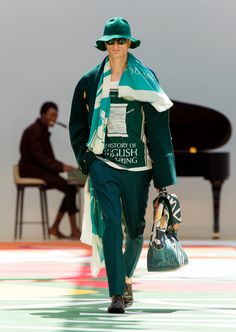 Burberry Prorsum Menswear Spring Summer 2015 Collection - Look 16