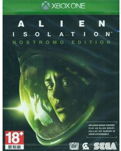 XBOX ONE] Alien Isolation (Nostromo Edition) | Play Inc.