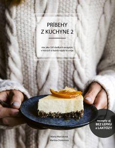 Brownies s malinovou penou - The Story of a Cake