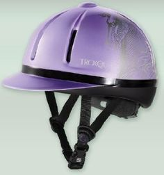 Troxel Legacy Antiquus Lavender Purple Riding Helmet small by Troxel. $49.95. ?GPS IITM Dial Fit System. ?7 Mesh Covered Vents. ?Slim Profile Silhouette FitTM. Troxel Legacy Antiquus Lavender Purple Riding Helmet small : This stylish narrow profile helmet provides a great fit thanks to Troxel?s GPS II dial fit technology. The special small/youth size is perfect for adolescents and smaller head sizes. Features: New Mesh Covered Vents, Removable Washable Headlin...