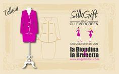 Silk Gift Milan oggi ci parla di un altro capo evergreen che non può assolutamente mancare nel vostro armadio: il tailleur. http://www.stilefemminile.it/capi-evergreen-come-indossare-il-tailleur/