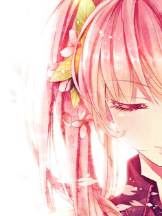 In this anime vocaloid wallpaper we see the darling Sakura Miku. She came out really pretty.
