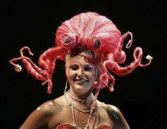 Avant-Garde Hair Designs | Avant-Garde Hair Designs - Alex Moser Wins Austrian Hairdressing Award ...