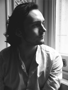 George Blagden, loved him in Les Mis, love him in Vikings.  Frakking love Vikings