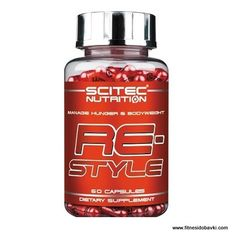 Scitec nutrition re-style е хранителна добавка, която комбинира няколко съставки с различни функции и по този начин атакува мазнините от различни посоки.