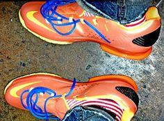 58fa9a432212 Nike KD V Elite Thunder Orange Kd Shoes