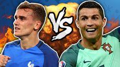 Cristiano Ronaldo vs Antoine Griezmann - The FINAL Rematch http://www.gosoccertube.com/cristiano-ronaldo-vs-antoine-griezmann-final-rematch/