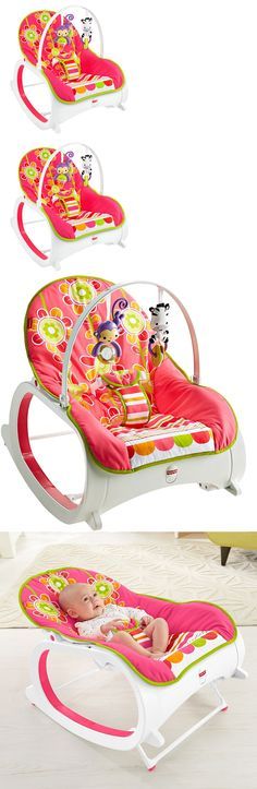 629528495 Baby Gear 100223: Fisher-Price Infant-To-Toddler Rocker, Floral Confetti