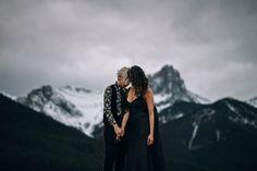 Canmore, Canada LGBT Wedding Engagement Mountains photo  International Destination Wedding Photographer Winnipeg Wedding Photography Ally Papko Photography & Design http://allypapko.com/