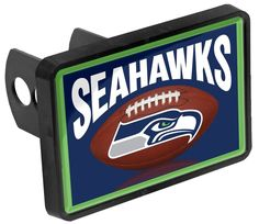 Seattle Seahawks Universal Hitch Cover - The Skybox Store