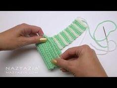 A Oso O 12 De Tejidas Parte Paso Crochet Ganchillo Botas fqt51B