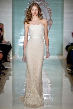 SPRING 2015 BRIDAL REEM ACRA COLLECTION