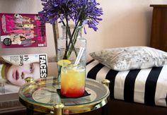 Interior: Sitzecke mit Lounge Flair
