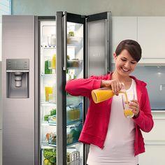 Food Showcase: un refrigerador que se puede adaptar a tu ritmo de vida.
