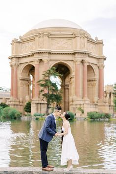 Palace of Fine Arts San Francisco Engagement — Corinna Rose Photography Engagements, Engagement Session, Hotel Party, Palace Of Fine Arts, Rose Photography, Northern California, Long Distance, Bay Area, Love Story