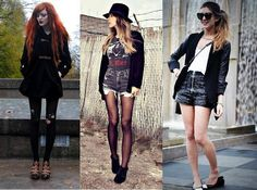 really like all three outfits!