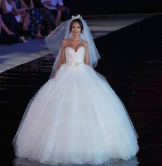 nice Выбираем элегантные пышные свадебные платья (50 фото) — Разнообразие стилей 2017