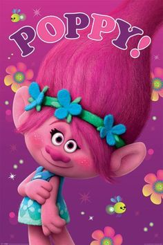 An officially licensed maxi poster for the Dreamworks movie Trolls. This poster measures 61 x 91.5cm and will be delivered to your door rolled in a strong tube ready to put on your wall.
