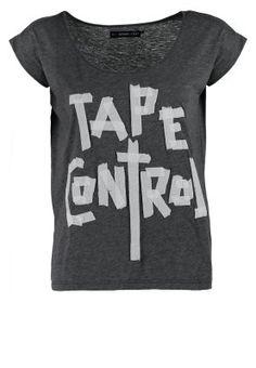 bestil Even&Odd T-shirts print - dark grey melange til kr 111,00 (16-01-15). Køb hos Zalando og få gratis levering.