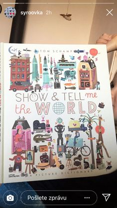 Picture Dictionary, Show And Tell, Study, Studio, Studying, Research