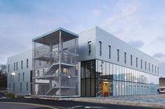 School Of Arts In Canterbury / Hawkins\Brown