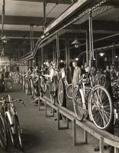 Raleigh factory, Nottingham