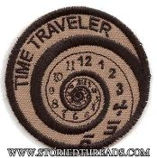 Time Traveler Merit Badge
