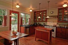 Updated Craftsman Bungalow in Ballard | hookedonhouses.net