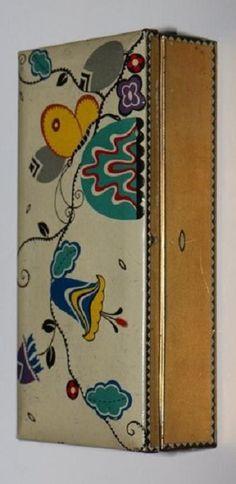 Alte Blechdose Jugendstil Emanuel Josef Margold H. Bahlsen ca. 1914 Keksdose in Sammeln & Seltenes, Reklame & Werbung, Werbeartikel