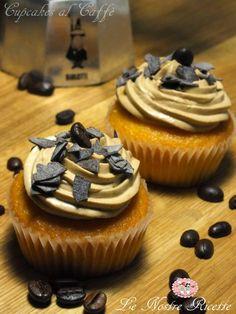 Le nostre Ricette: Cupcake al caffè