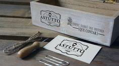 Creative Studio, Gin, Place Card Holders, Branding, To Tell, Creative, Jeans, Brand Identity, Branding Design