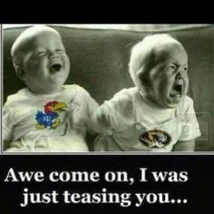This would be how my twins operate!